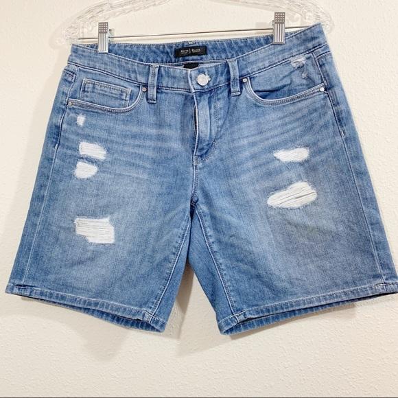White House Black Market Pants - White House /Black Market Jean Shorts